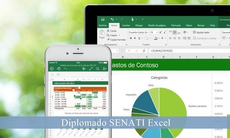Diplomado SENATI Excel