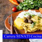 Carrera SENATI Cocina Peruana