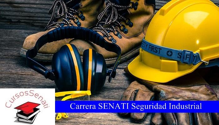 Carrera SENATI Seguridad Industrial