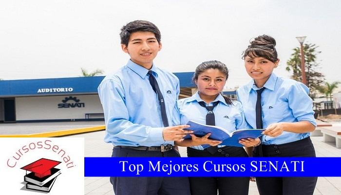 Top Mejores Cursos SENATI